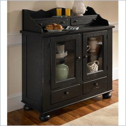 Broyhill Attic Heirlooms Dining Cabinet in Oak