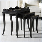 Hooker Furniture Wingate Set of 3 Tray-Top Nesting Tables