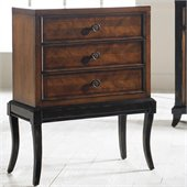 Hooker Furniture Wingate Three Drawer Leg Chest