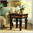 ADD TO YOUR SET: Hooker Furniture North Hampton Wood Top End Table in Black Finish