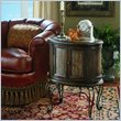 ADD TO YOUR SET: Hooker Furniture Seven Seas Oval Box on Stand