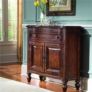 Hooker Furniture Seven Seas Wood Top Hall Chest