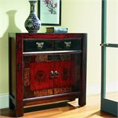 Hooker Furniture Seven Seas Asian Two Door Drawer Hall Chest