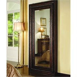 Hooker Furniture Seven Seas Floor Mirror with Hidden Jewelry Storage