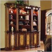 Hooker Furniture Seven Seas Two-Tone Open Bookcase Top