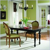 Hooker Furniture Seven Seas Fold Out Console/ Dining Table