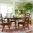 ADD TO YOUR SET: Hooker Furniture Waverly Place Refectory Dining Table in Cherry