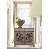 Hooker Furniture Melange Filigree Hall Chest