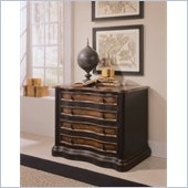 Hooker Furniture Preston Ridge Lateral File in Cherry/Mahogany