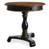 Hooker Furniture Preston Ridge Pedestal Accent Table