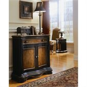 Hooker Furniture Preston Ridge Hall Chest in Cherry/Mahogany Finish