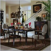 Hooker Furniture Preston Ridge Rectangle Dining Table