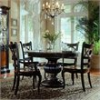 ADD TO YOUR SET: Hooker Furniture Preston Ridge Pedestal Dining Table with Leaf