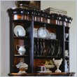 ADD TO YOUR SET: Hooker Furniture Preston Ridge Dining Hutch in Cherry/Mahogany Finish
