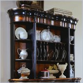 Hooker Furniture Preston Ridge Dining Hutch in Cherry/Mahogany Finish