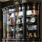 Hooker Furniture Preston Ridge Three Shelf Dining Hutch