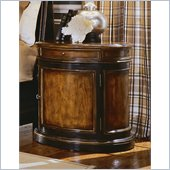 Hooker Furniture Preston Ridge Round Drum Nightstand