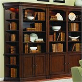 Hooker Furniture Cherry Creek 32 Wall Storage Cabinet Bookcase