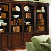 Hooker Furniture Cherry Creek 52 Wall Bookcase