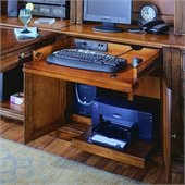 Hooker Furniture Brookhaven 32 Computer Desk in Clear Cherry Finish