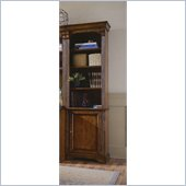 Hooker Furniture Brookhaven Right Bookcase in Clear Cherry
