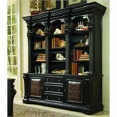 Hooker Furniture Telluride Bookcase with Bottom Storage