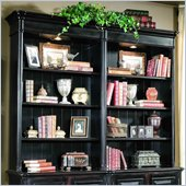Hooker Furniture Glenhill Black Bookcase Top