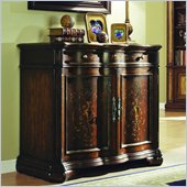 Hooker Furniture Glenhill Two-Door/One-Drawer Shaped Chest