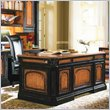 ADD TO YOUR SET: Hooker Furniture North Hampton Executive Desk with Leather Top