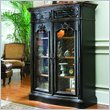 ADD TO YOUR SET: Hooker Furniture North Hampton Tall Display Cabinet
