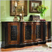 Hooker Furniture Vicenza 87 Shaped Credenza