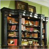 Hooker Furniture Vicenza Shaped Bookcase Top Only 