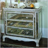 Hooker Furniture Chanterery Three Drawer French Mirror Chest