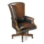 Hooker Furniture Seven Seas Executive Chair in James River Edgewood