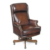 Hooker Furniture Seven Seas Executive Chair in James River Z-Dam