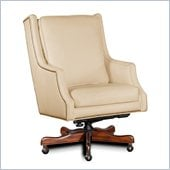 Hooker Furniture Seven Seas Executive Chair in Surreal Leiris Cream