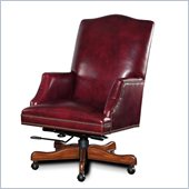 Hooker Furniture Seven Seas Executive Chair in Sandburg Connemaria