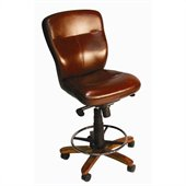 Hooker Furniture Seven Seas Tall Tilt Swivel Chair