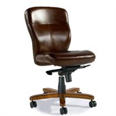 Hooker Furniture Seven Seas Executive Chair in Padovanelle Mogano
