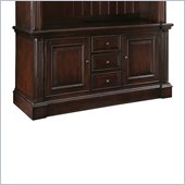 Hooker Furniture New Castle II Gaming Console 65 in Rich Warm Brown
