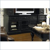 Hooker Furniture New Castle II Entertainment Console 86 in Black