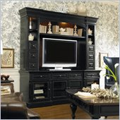 Hooker Furniture New Castle II Entertainment Console 86 w/ Hutch