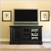 Hooker Furniture New Castle II Gaming Console 65 in Rubber Black