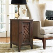 Hooker Furniture Seven Seas Chairside Chest End Table