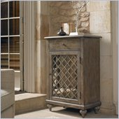 Hooker Furniture Seven Seas Mirrored Lattice Chest