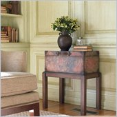 Hooker Furniture Seven Seas Vintage Floral Box on Stand