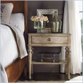 Hooker Furniture Primrose Hill Bedside Accent Table in Garden Grove