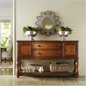 Hooker Furniture Primrose Hill Two-Door Two-Drawer Buffet in Villa Brown