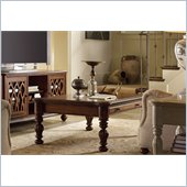 Hooker Furniture Primrose Hill Rectangle Coffee Table in Villa Brown
