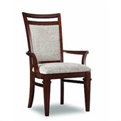 Hooker Furniture Abbott Place Upholstered Back Arm Chair